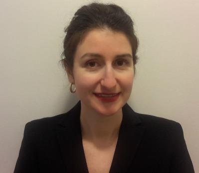 Sara Grillo Blogger and Marketing Consultant